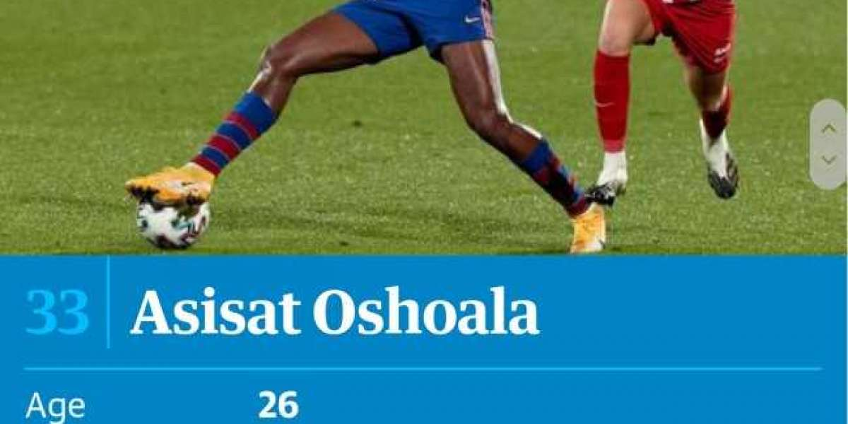 Oshoala Listed In The UK Guardian's List Of 100 Best Female Footballers Of 2020