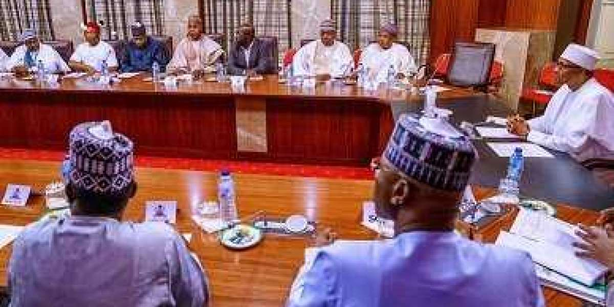 Governors Silent After Meeting With Buhari Over Insecurity