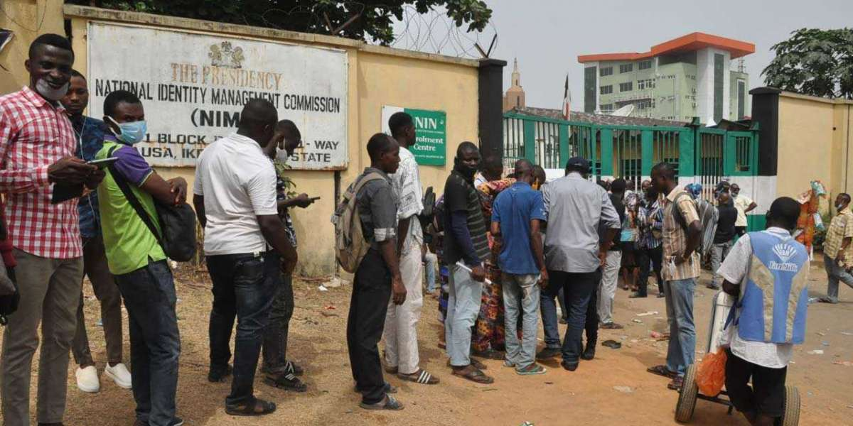 COVID-19: FG May Suspend NIN Registration